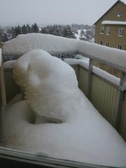 My balcony 2010-02-20